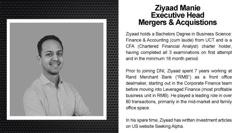 Ziyaad Manie